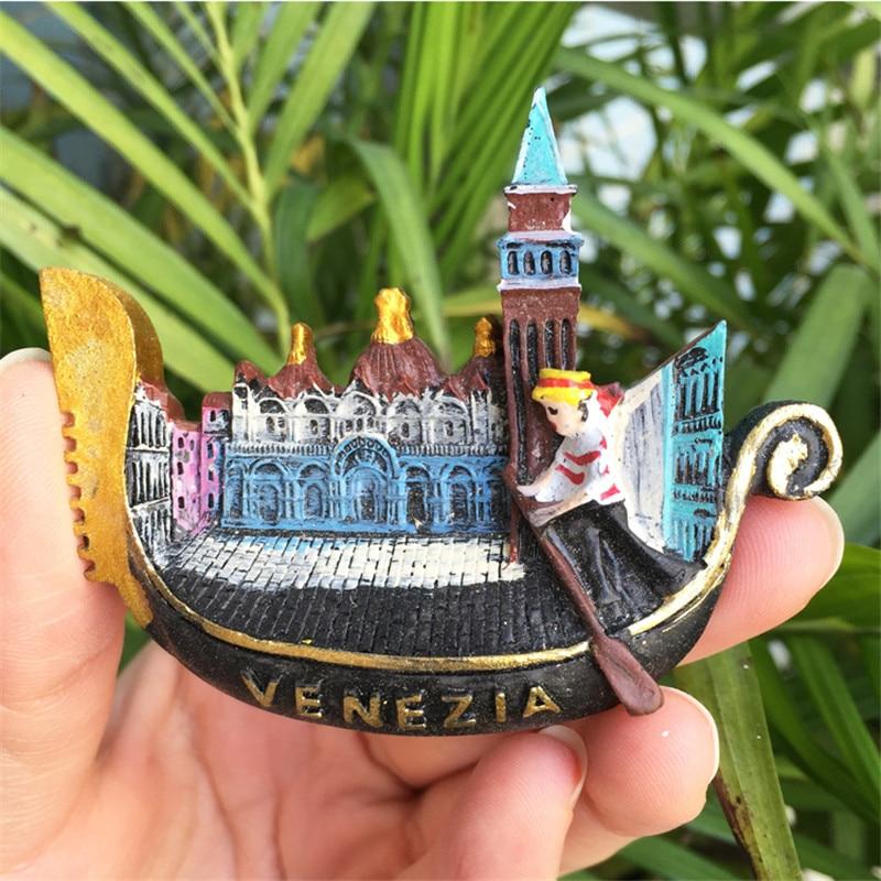 Suveniri - Page 7 Venice-Italy-3D-Handmade-Gondola-Shaped-Fridge-Magnets-Venezia-Refrigerator-Magnetic-Stickers-Travel-Tourist-Souvenirs-Gift