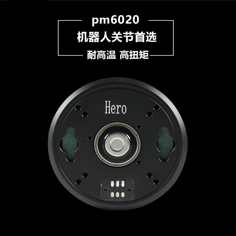 PM6020 manipulateur nuage Table moteur haute puissance couple positif Xuanbo aimant Permanent moteur synchronePM6020 manipulateur nuage Table moteur haute puissance couple positif Xuanbo aimant Permanent moteur synchrone