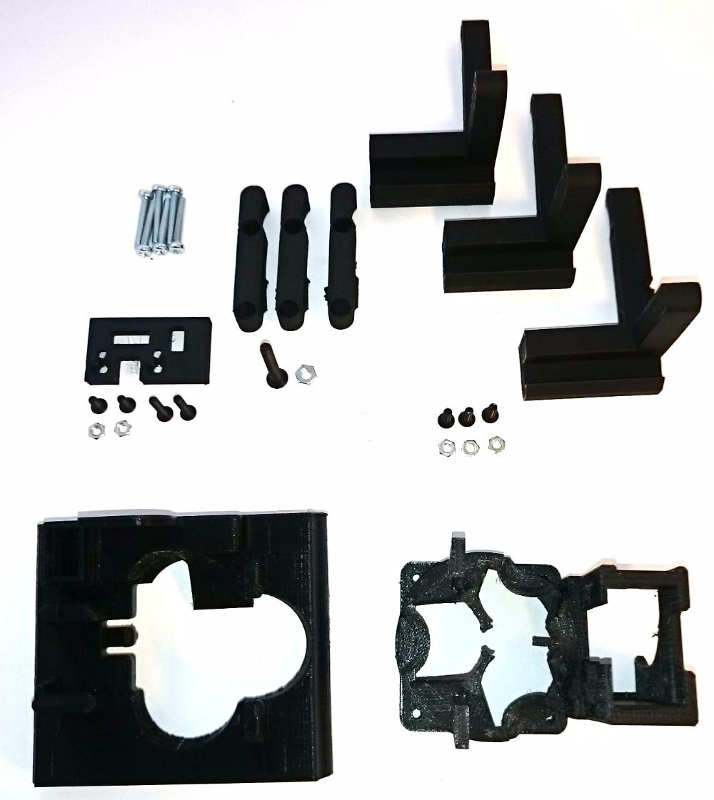 Horizon Elephant REPLICATOR/DUPLICATOR 3D printer printed parts for DIAMOND REPLICATOR/DUPLICATOR MOUNT