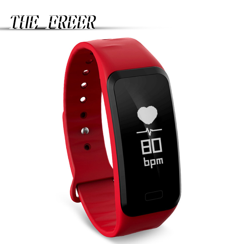 Sport Smart Bracelet Watch blood pressure heart rate sleep monitor blood oxygen pedometer Waterproof Clock for IOS Android gimto sport smart bracelet watch outdoor clock waterproof stopwatch heart rate monitor blood pressure pedometer for ios android