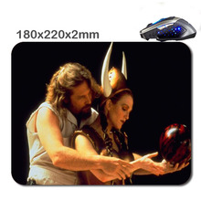 HOT SALES Custom Antiskid 3 D Lebowski 220 X180x2mm Office Accessory Tablet And Mini PC Mouse Pad As Gift