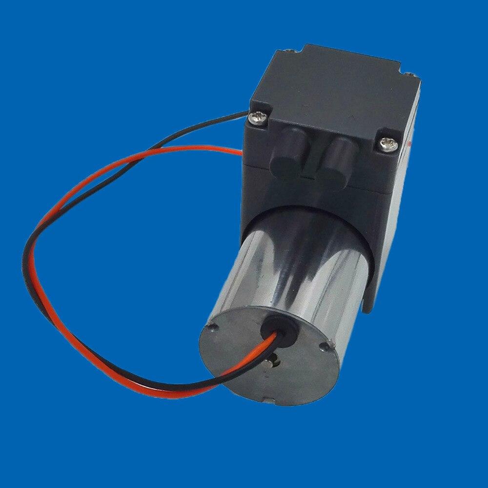 ФОТО 4 L/M mini electric brushless dc 12V diaphragm miniature vacuum pump