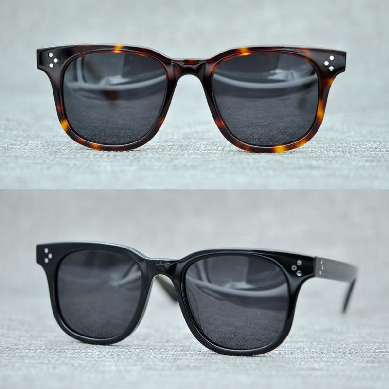2018 New Fashion Vintage Square Sunglasses Men Women High Quality Sun Glasses Polarized Sonnenbrille Zonnebril Mannen