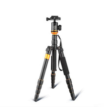 Q278 Portable Travel Photo Tripod 1330mm Camera Tripod Monopod with Detachable Ballhead Kit For Digital SLR Video Camera666