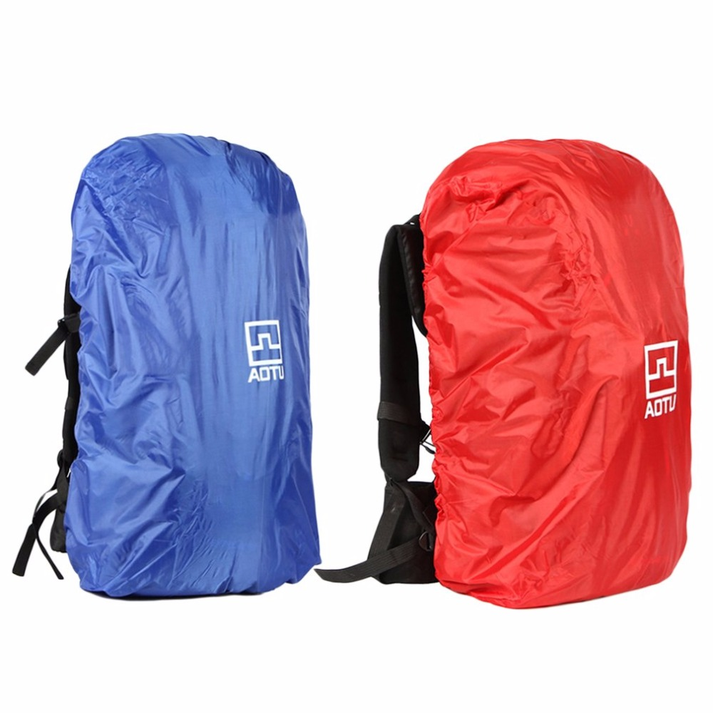 120L/56L Waterproof Backpack Rin Cover Rain Resist Cover Climbing Bag Backpack Hiking Ca ...