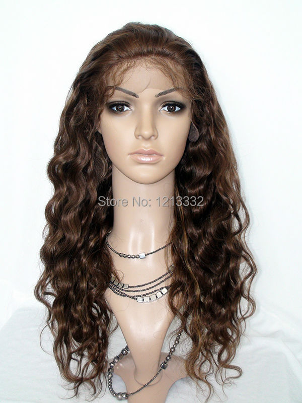 Aliexpress uk malaysian remy hair body wave gluless full lace wigs ...