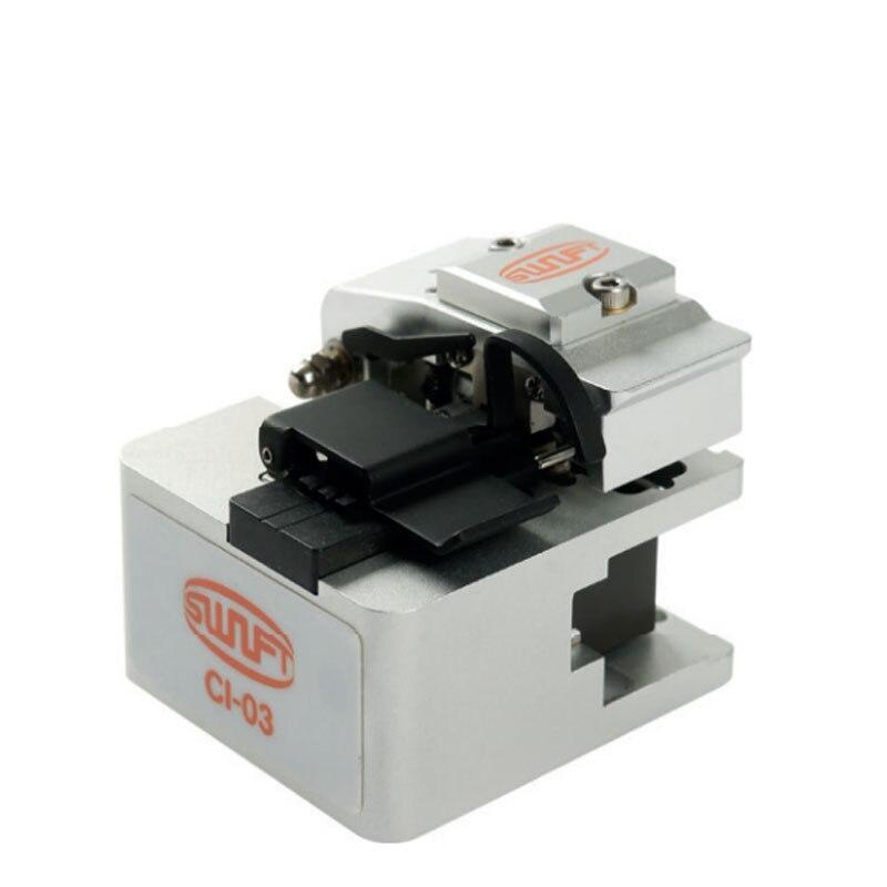 High Precision Fiber Optic Cutter Swift CI 03A for Welding Fusion Splicer Machine