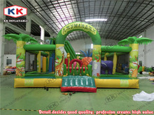 Children inflatable playground outdoor structure inflatable toys/ inflatable amusement park