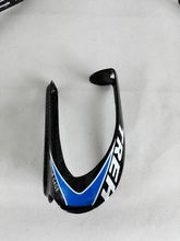 Carbon Fibre Bicycle Accessories Bike Bottle Holder Cycling Tools Blue Color Free Shipping