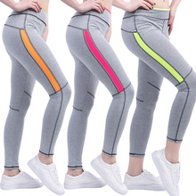 Quick Drying Sport Pants Plus Size Casual Patchwork Bright Summer Gym Running Jogging Leggings Lady Activewear Vs Pink