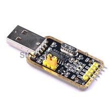 1PCS CH340G Module USB to TTL CH340D Upgrade Download A Small wWre Brush Plate STC Microcontroller Board USB to serial