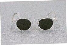 HOT! neue fabrik Verkauft sonnenbrille frauen markendesigner polarisierte sonnenbrille Vintage 5186 Gregory Peck runde brille mit fall