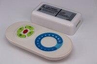 Plastic Shell RF Touch 5 Keys Led Dimmer LED Controller Dimmer SMD 5050 3528 Single Color