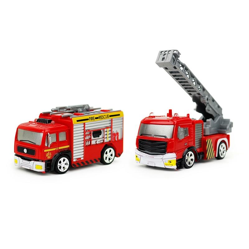 Compre Niños Rc Toy Cars Light Recargable Mini Control Remoto Camión