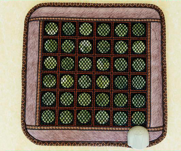 Wholesale 2016 Electric Heated Jade Pad /Jade,Tourmaline,Germanite Massage Jade Cushion with Heating 45*45CM Free Shipping сергей алтынов русский ниндзя