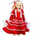 [ Wamami ] 140 # красное платье / одежда 1/3 SD BJD Dollfie