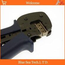 Обжимные инструменты для клеммы deutsch, обжимные провода/кабель для 20 12 AWG, 0,5 1,5 мм2