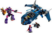Pogo Lepin Bela 10250 Super Men X Man Magnetic Super Heroes Marvel Avengers Building Blocks Bricks
