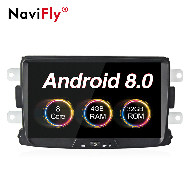 NaviFly 4GB 32GB 8 HD Android8 0 Eight core font b car b font font b