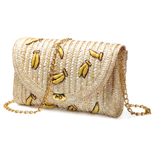 Adorable Boho Straw Bag For Women