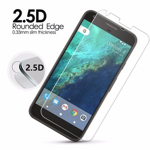 Image 2 - 9H 0.3mm หนา 2.5D Premium ฟิล์มกระจกนิรภัยสำหรับ Google Pixel XL Pixel 2 2XL Pixel 3 3XL หน้าจอป้องกันฟิล์ม