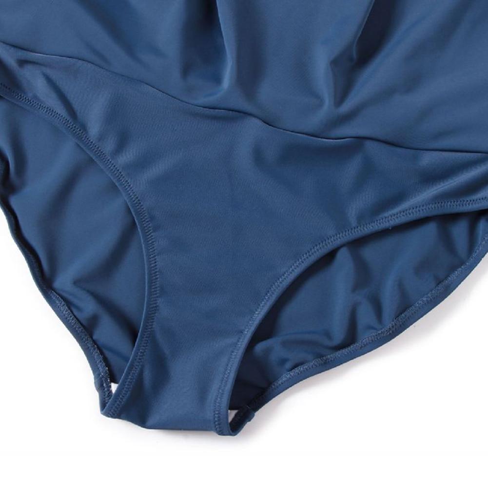 Bikini Bottom Short Wear Women Swim Skirt Elastic Summer Mid Waist Beach Casual