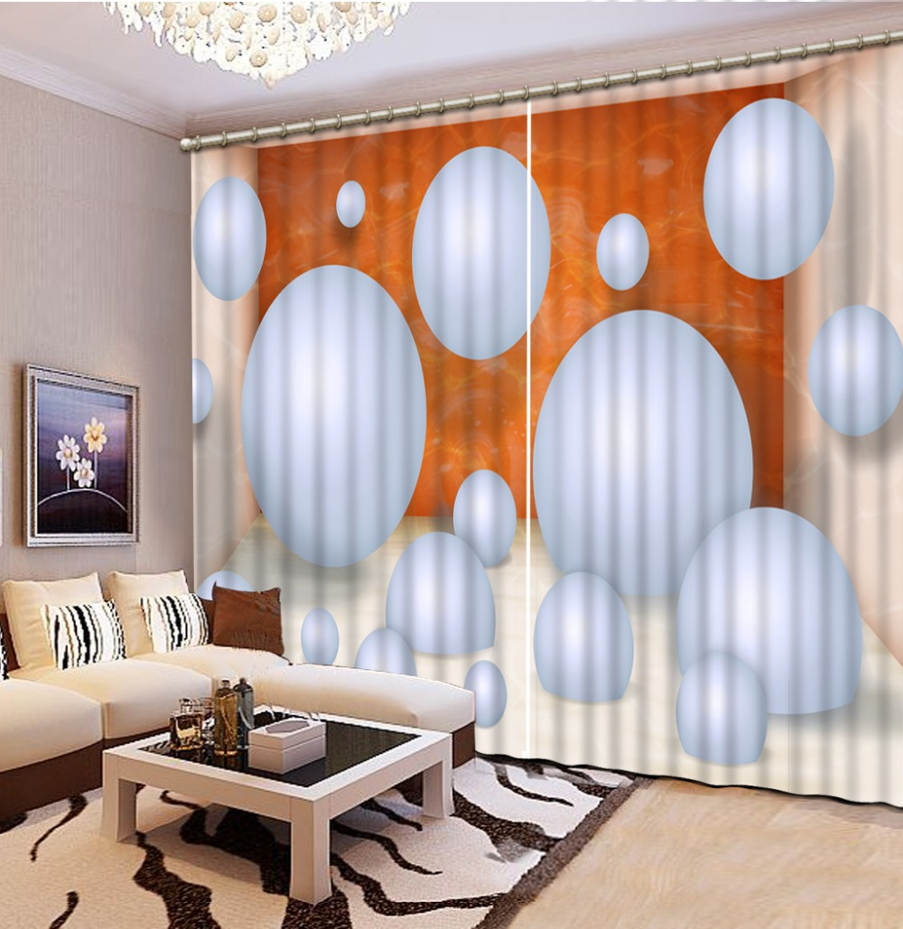 customize 3d curtain wedding living room bedroom Ball window curtains printing blackout curtainscustomize 3d curtain wedding living room bedroom Ball window curtains printing blackout curtains