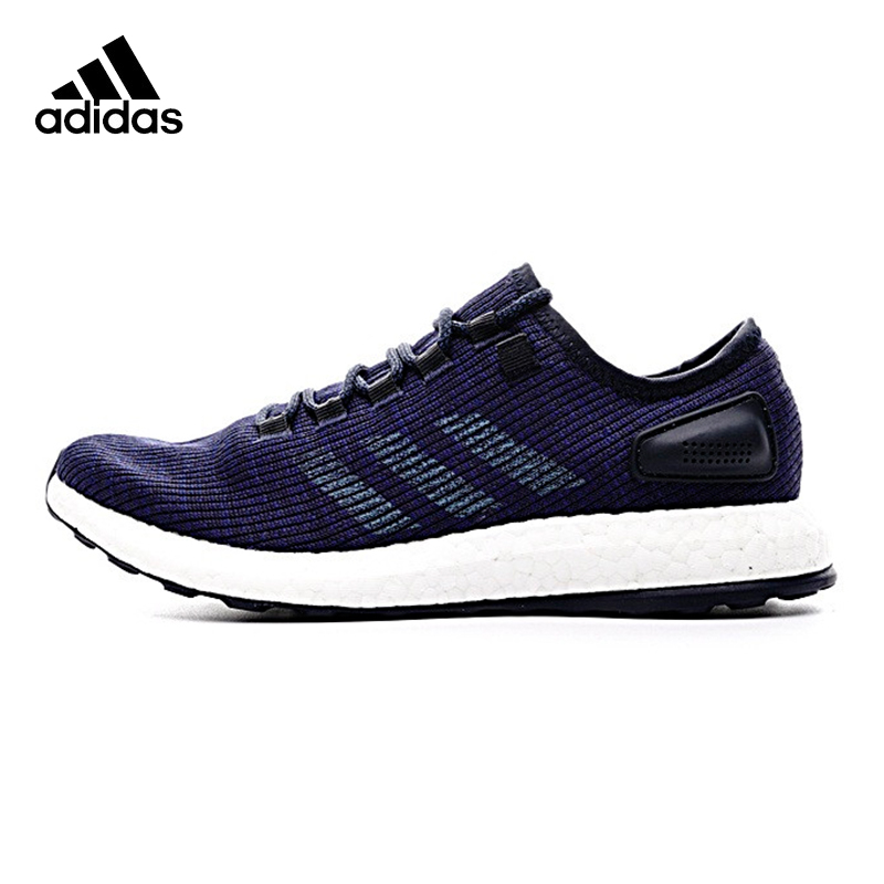 d748931149ab5 Adidas Alphabounce Sports Sneakers Breathable Running Shoes Silver ...