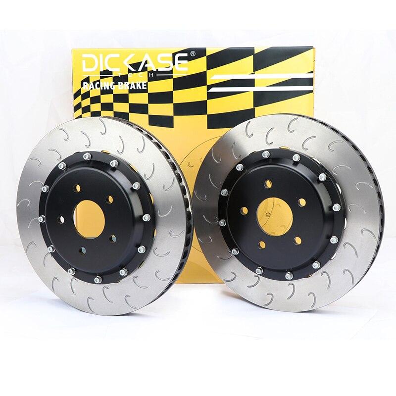 DICASE тормозной диск Хорошее качество высокая производительность для cp8530 6 поршневой красный большой тормозной комплект для BMW 3/5/7/X5/X6 серии