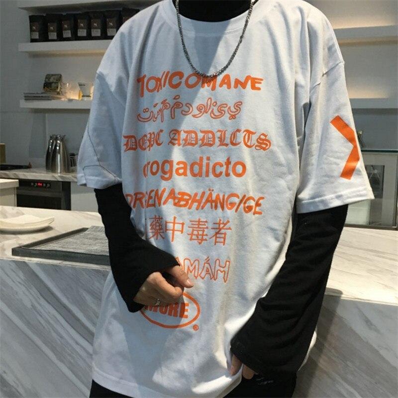 южная корея футболки топы цена