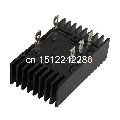 SQL Type 3 Phase Diode Heatsink Bridge Rectifier 80A 1000V 30pcs 2w10 bridge rectifier 2a 1000v