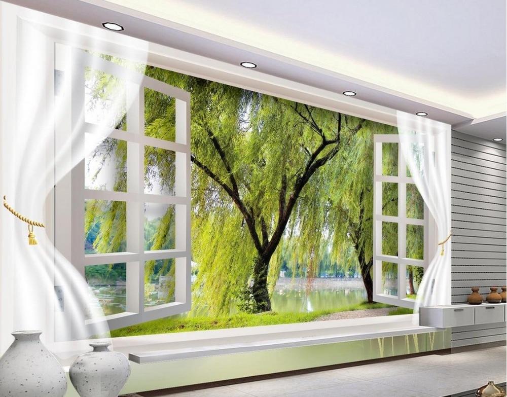 Off Center Window In Living Room