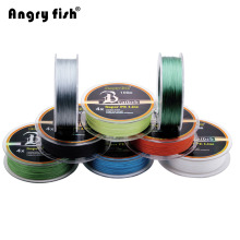 Wholesale 100m 4x Braided Fishing Line 11 Colors Super PE Line Strong Strength