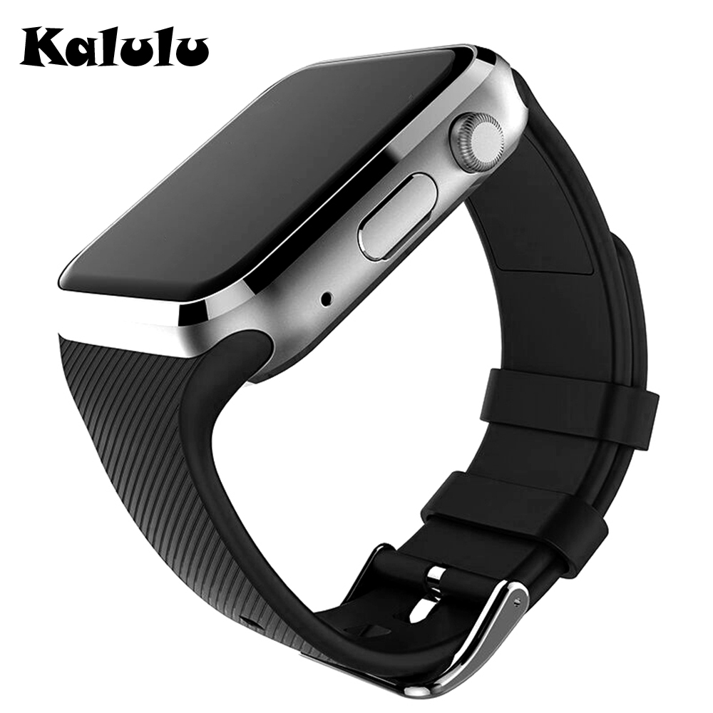 GD19 Bluetooth Smart Watch font b Smartwatch b font Android Wear For Android Phone SIM Card