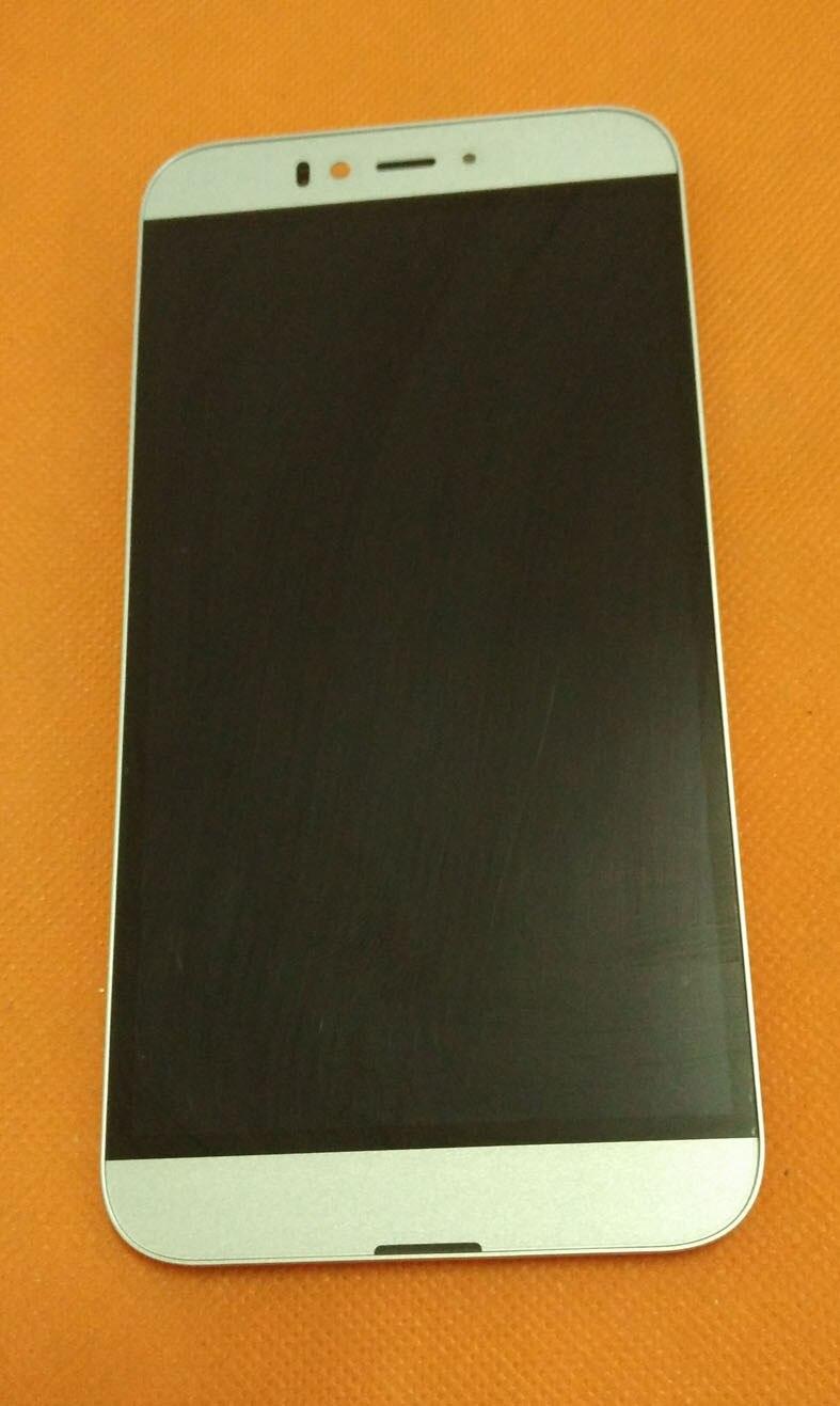 Ancien écran LCD d'origine + écran tactile + cadre pour UMI Iron Pro 5.5 pouces 1920X1080 FHD MTK6753 Octa Core livraison gratuite