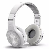 Headphones Bluedio Hurricane H Plus Bluetooth 4 1 Wireless Headphone Support TF Card FM Radio