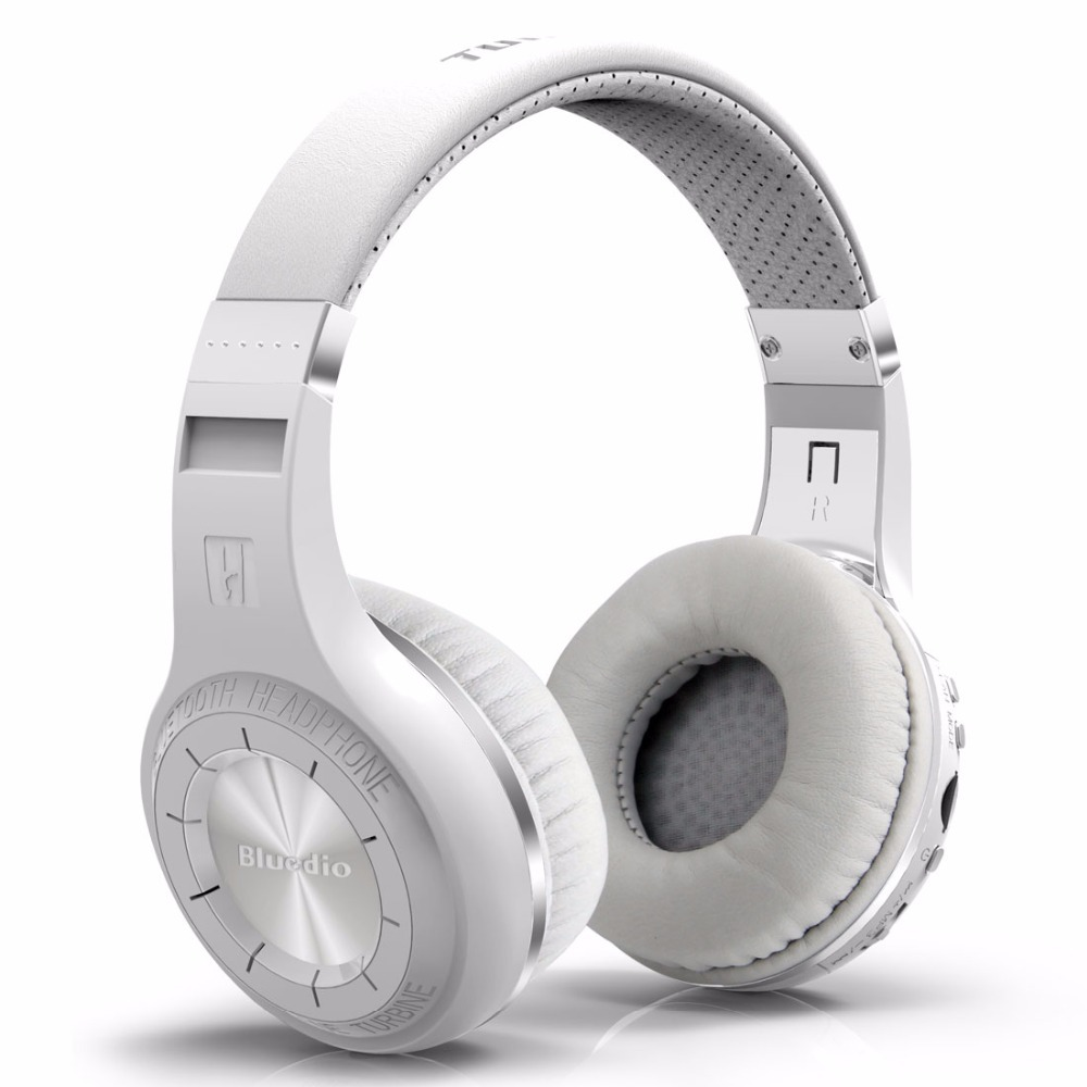 Headphones Bluedio Hurricane H+ Plus Bluetooth 4.1 Wireless Headphone Support TF Card FM Radio bluedio t3 plus bluetooth headphones
