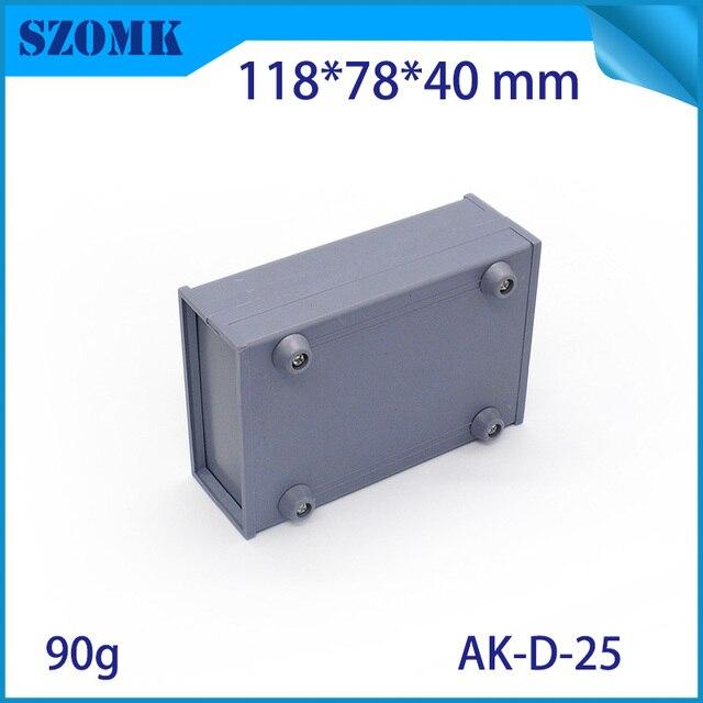 10 pcs 118 78 40mm quality plastic abs electronics enclosure rh aliexpress com