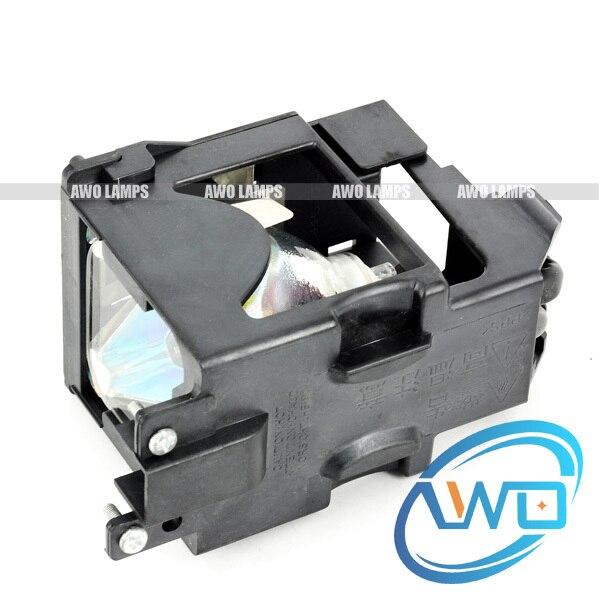 ФОТО ET-LAC75 Compatible lamp with housing for PANASONIC PT-LC55 PT-LC75 PT-LU1S65 PT-LU1X65;PANASONIC PT-LC55U/PT-LC75U