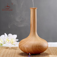 GX Diffuser Electric Ultrasonic Aroma Diffuser Air Humidifier Aromatherapy Essential Oil Lamp For Home