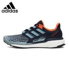various colors 956a9 24902 Nueva llegada Original 2018 Adidas ENERGY BOOST zapatos corrientes de los  hombres zapatillas(China)
