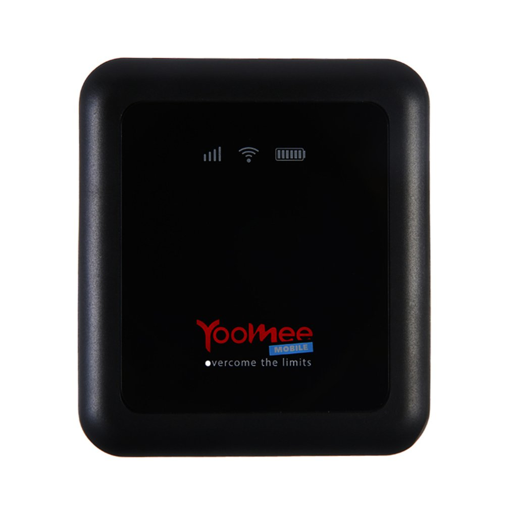 Mini Portable 4G Wifi Smart Router High Speed LTE 100M 4G Wireless Wifi Hotspot Router 5200mAh Large Capacity Battery