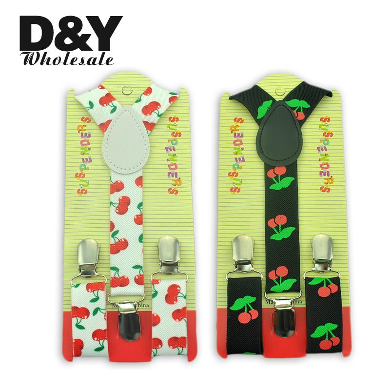 Boys/Girls Shirt Suspenders For Trousers