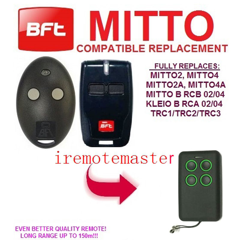 Multi frequency 280mhz-868mhz auto scan frequency Universal remote control duplicator  for BFT Mitto 2 hormann hs1 868 hs2 868 hs4 868mhz remote control replacement