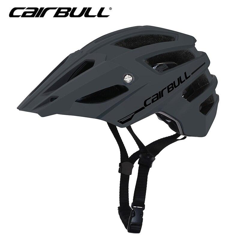 2019 New AllTrack Bike Helmets Mountain OFF ROAD ENDURO Adult Helmets 56 61cm In Mold Cycling