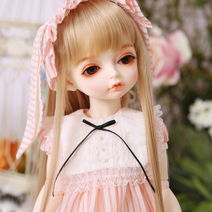 Image 2 - ROSENBJD Doll RL Holiday Pony  bjd sd dolls 1/4 body model girls High Quality resin Cute doll