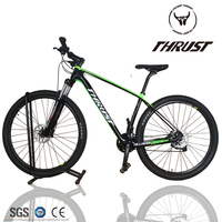 2016 New THRUST 27 5 29er Complete MTB Bike Mountain Bike M370 Groupset Complete Carbon MTB