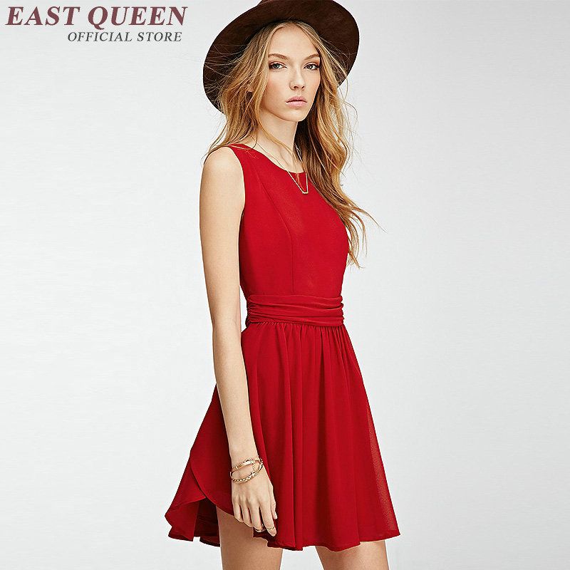 Online Buy Wholesale red sundresses from China red sundresses ...