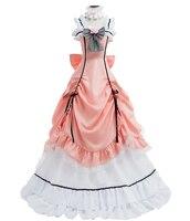 Anime Black Butler Kuroshitsuji Ciel Phantomhive Dress Uniform Costumes