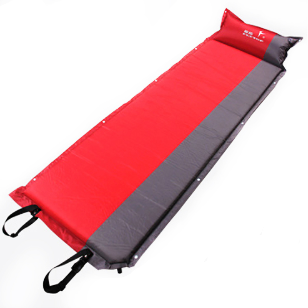 Outdoor Camping Mat Automatic Air mattress Beach Inflatable Mattress Self-inflating Tourist Mat Sleeping Pad (170+25)*65*5cm inflatable mattress beach mat automatic air mattress camping mat air bed with pillow sleeping pad 193 65
